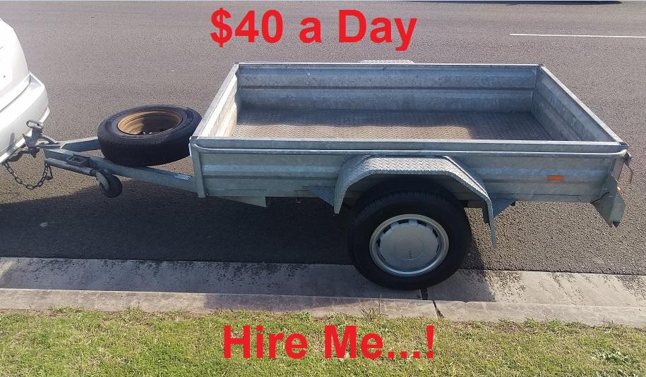 Cheap Car Trailer Hire Wollongong